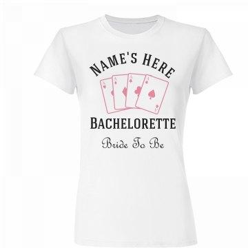 Vegas Cards Bachelorette