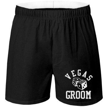 Vegas Groom Fun
