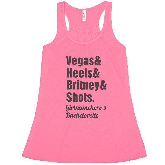 Vegas List for Girlnamehere
