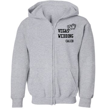 Vegas Wedding Hoodie