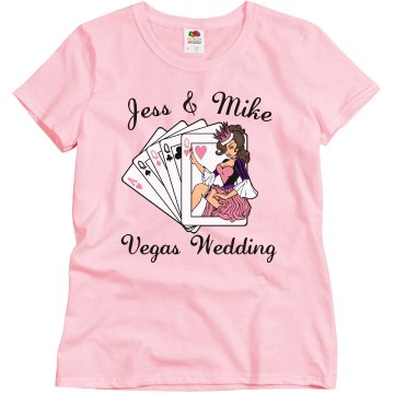 Vegas Wedding Tee