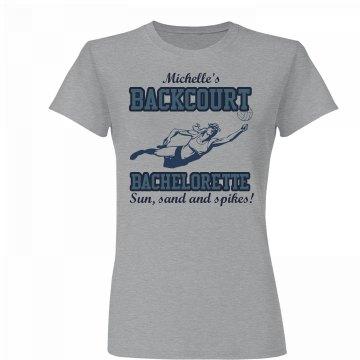 Volleyball Bachelorette