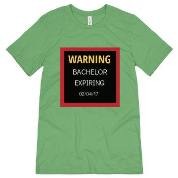 Warning Bachelor Expiring