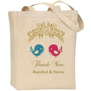 Wedding Favor Tote Bags