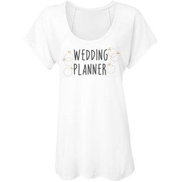 Wedding Planner Rings