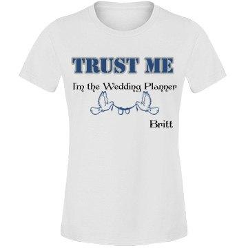 Wedding Planner Shirt