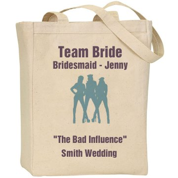 Wedding Team Tote
