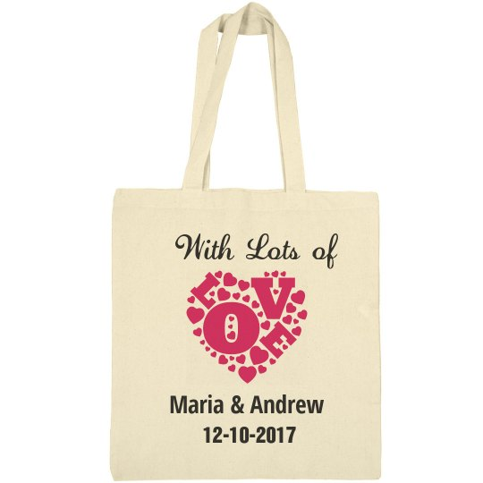 Welcome Tote Bag