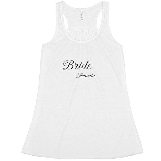White Bride Script Font
