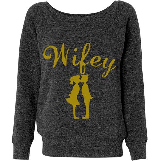 Wifey Comfy Shirt