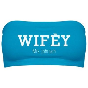 Wifey Fashion Logo