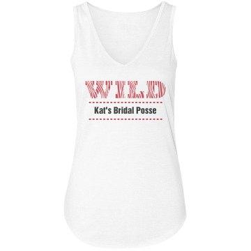 Wild Bridal Posse