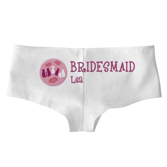 Wild Bridesmaid