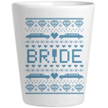 Winter Bride Shots