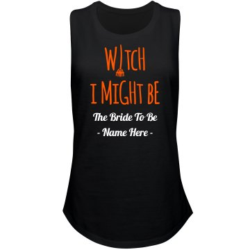 Witch Bride I Might Be