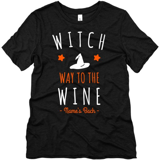Witch Way to the Wine Bachelorette
