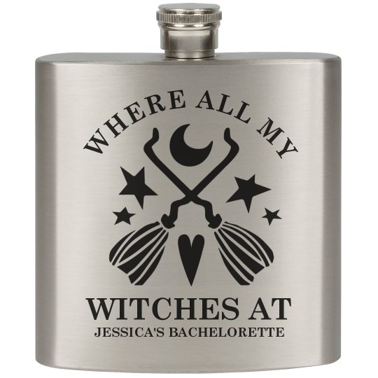 Witches And Their Spirits