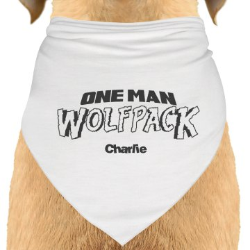 Wolfpack Bandana