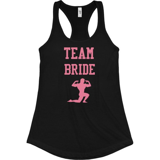Workout Team Bride