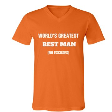 World's Greatest Bestman