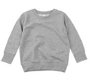 Rabbit Skins Toddler Crewneck Basic Promo Sweatshirt
