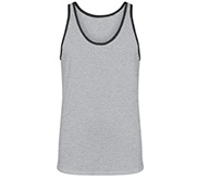 Unisex Canvas Jersey Tank Top