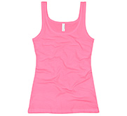Junior Fit Next Level Neon Tank Top