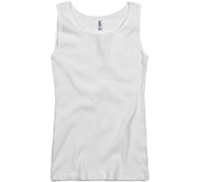 Ladies Slim Fit Basic Tank Top