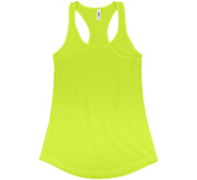 Junior Fit Neon Tank Top