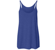 Bella Ladies Flowy Slouchy Tank