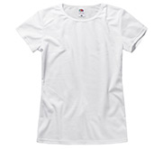 Ladies Relaxed Fruit of the Loom T-Shirt