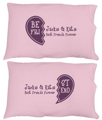 Best Friends Pillow
