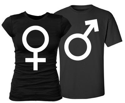 Female Symbol Tee