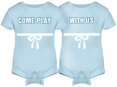 Come Play With Us Twins