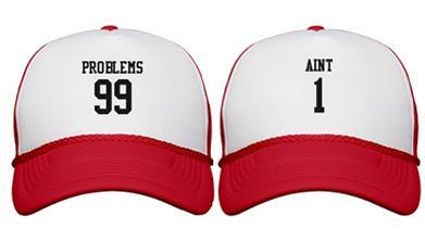 99 Problems Hat