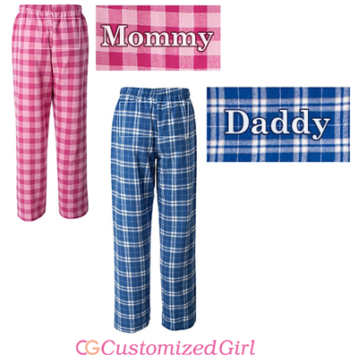 Daddy Pajamas Gift
