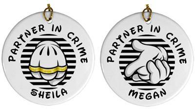 Meg's Partner in Crime