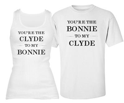 Matching Bonnie And Clyde