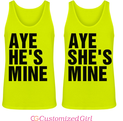 Neon Aye She's Mine