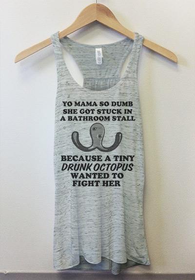 Tiny Drunk Octopus