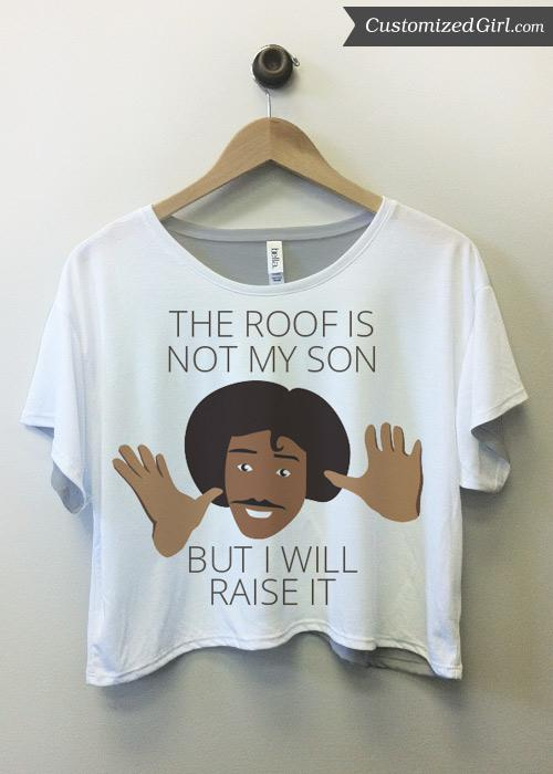 The Roof is Not My Son