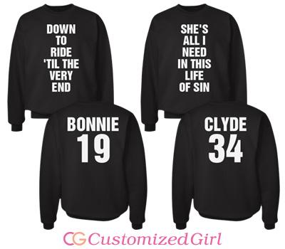 Bonnie and Clyde Girl