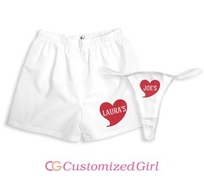 Custom Heart Message