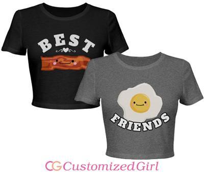 Bacon BFF Best Friends