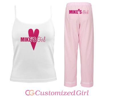 Mike's Girls Heart