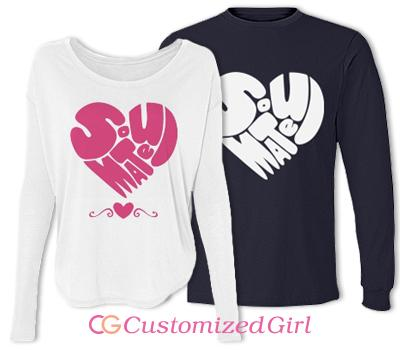 Girl Soulmate Heart