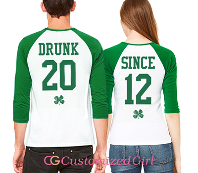 Drunk Irish Couple