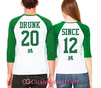 Irish Drunk Couple
