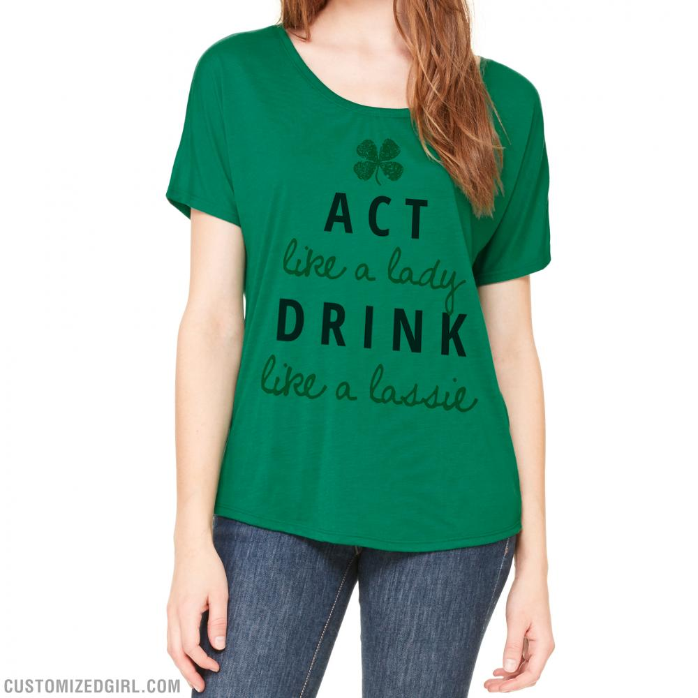 Drink Like A Lassie
