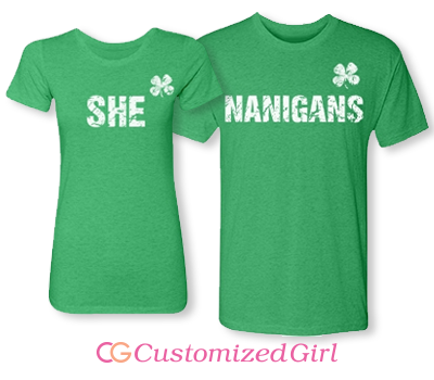 Shenanigans Couple Girl